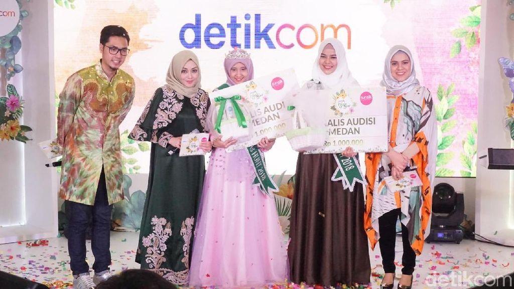 Kenalin, Dua Hijabers Berbakat Pemenang Sunsilk Hijab Hunt 2018 Medan