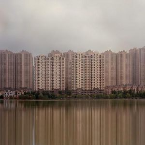 China Punya Kota Hantu, Begini Penampakannya