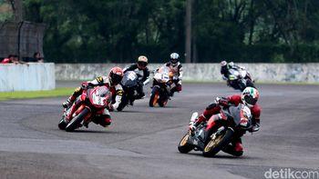 Begini Keseruan Balapan Indonesia CBR Race Day 2018