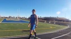 Kenalkan Aaron Yoder, Pemegang Rekor Lari Mundur Tercepat Dunia
