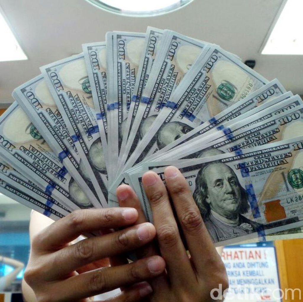 Dolar Menguat, Saham-saham Ini Ikut Melonjak