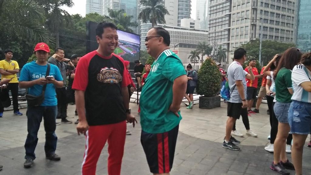 Ketum PPP: Secara Rasional AHY Lebih Pilih Jokowi