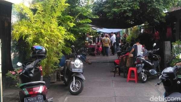 Ini Penampakan Lokasi Pesta Miras di Surabaya Tewaskan 3 Orang
