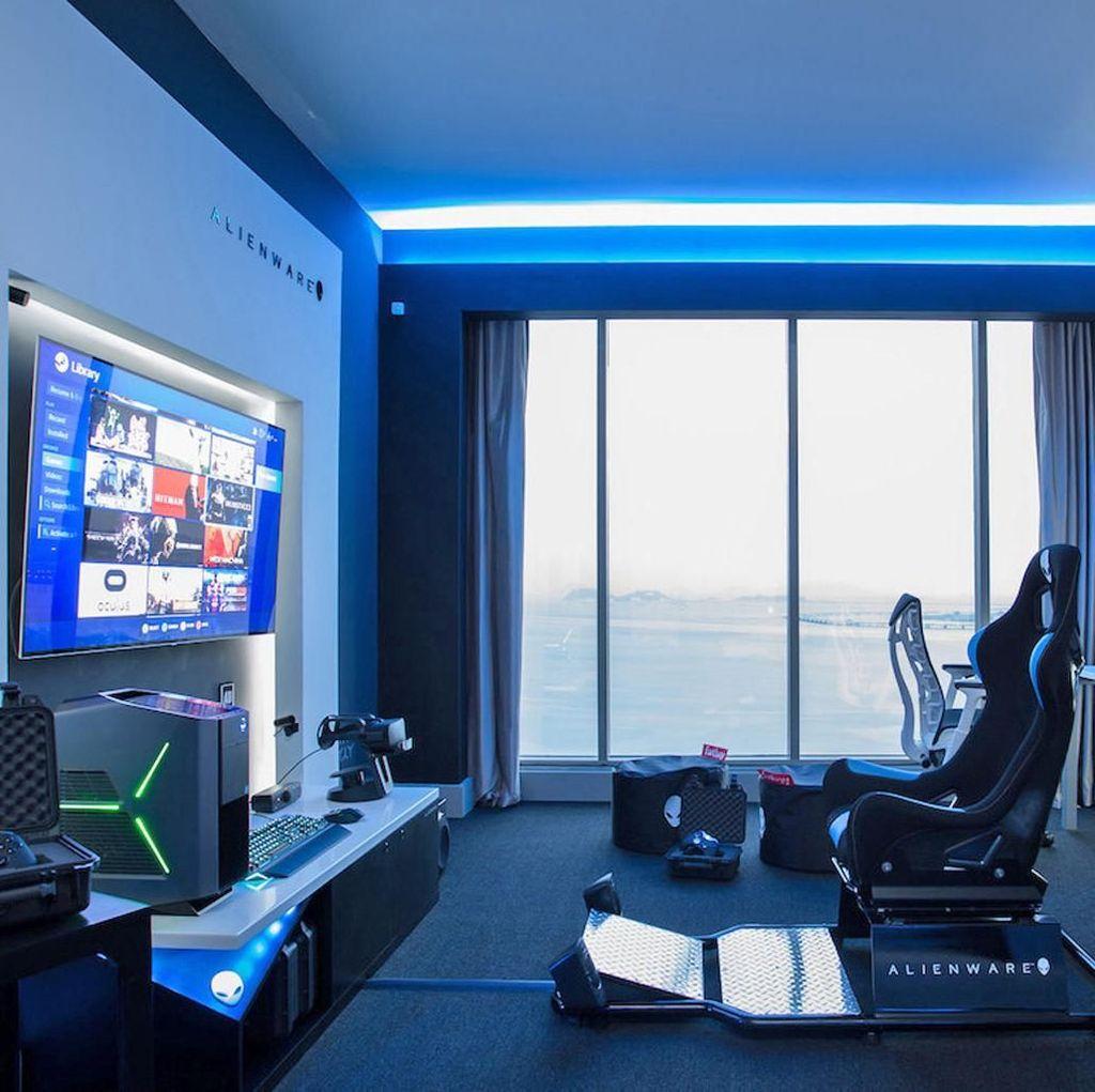 Wah! Alienware Bikin Kamar Hotel Khusus Gamer