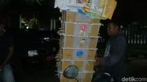 BKSDA Jambi Gagalkan Perdagangan Ilegal Ratusan Burung Kicau