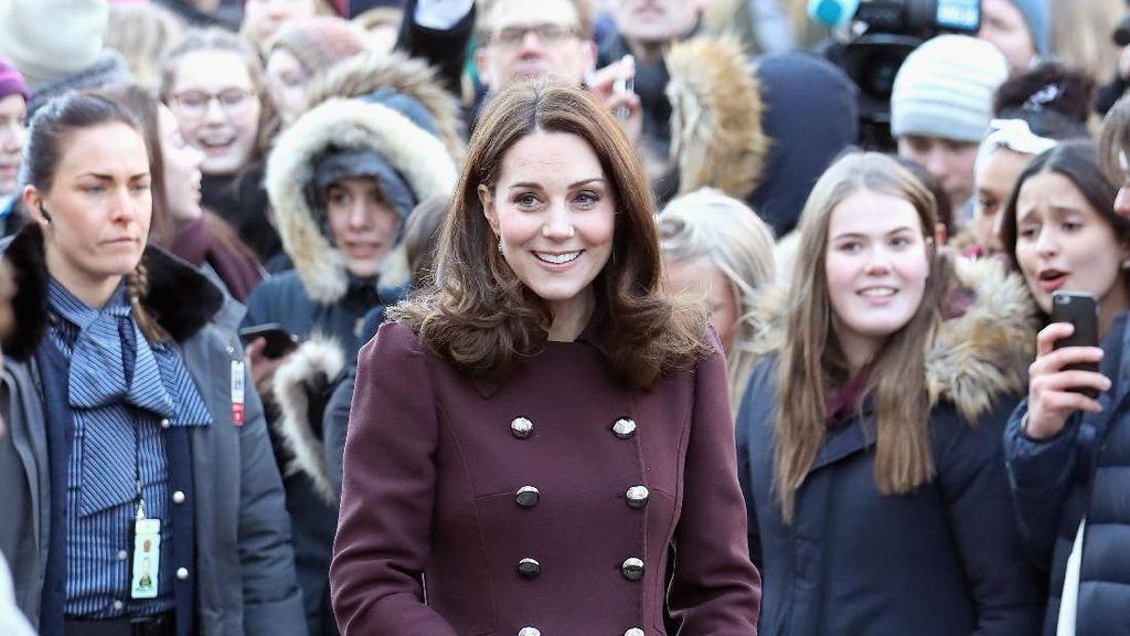 Kate Middleton Melahirkan, #RoyalBaby Trending di Twitter
