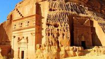 Kota Hantu di Saudi Akan Jadi Museum Terbuka Terbesar Dunia