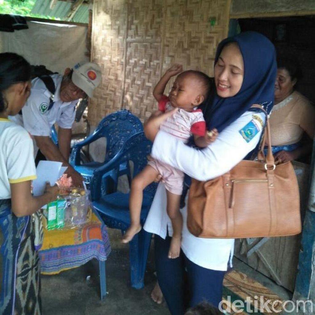 NTB Masuk Zona Merah Kasus Stunting di Indonesia