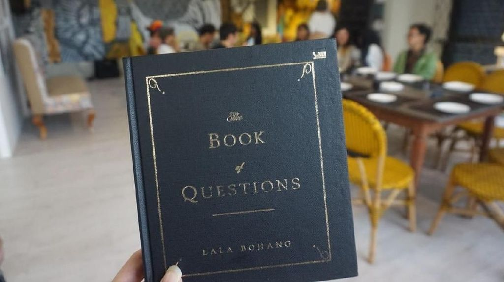 The Book of Questions Lala Bohang Respons dari Buku Carol Bolt