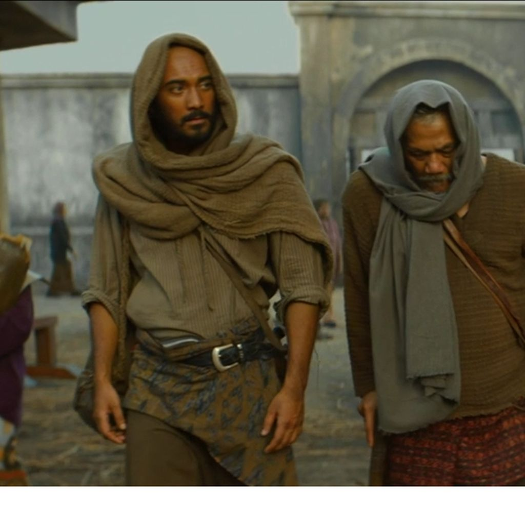 Buffalo Boys, Aksi Khas Indonesia Berpadu Western Genre