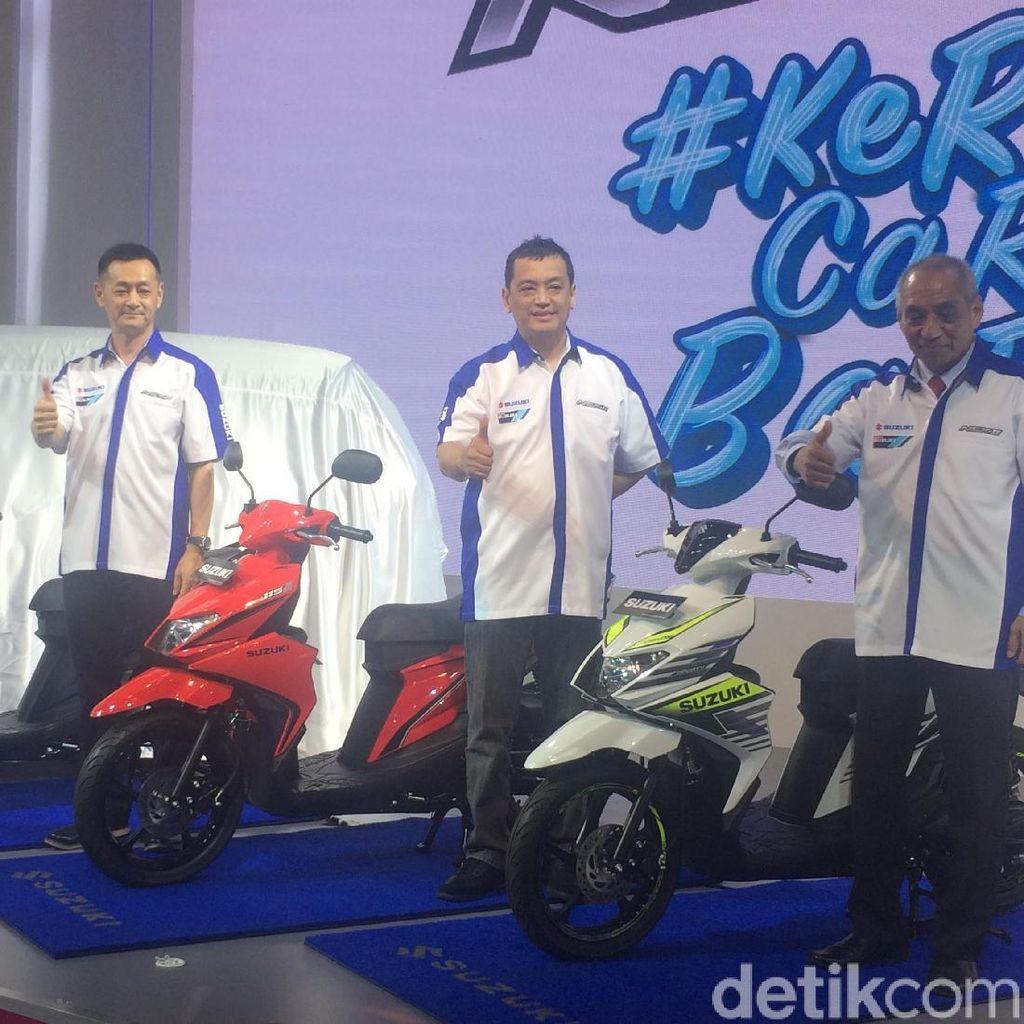 Suzuki Nex Belum Mati, Kini Ada Generasi Baru
