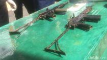 Bikin Senjata Rakitan, Nelayan Maluku Ditangkap