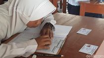 195 SMP dan MTS di Brebes Masih Laksanakan UN Secara Manual
