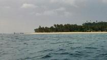 Begini Rute ke Pulau Pisang di Lampung
