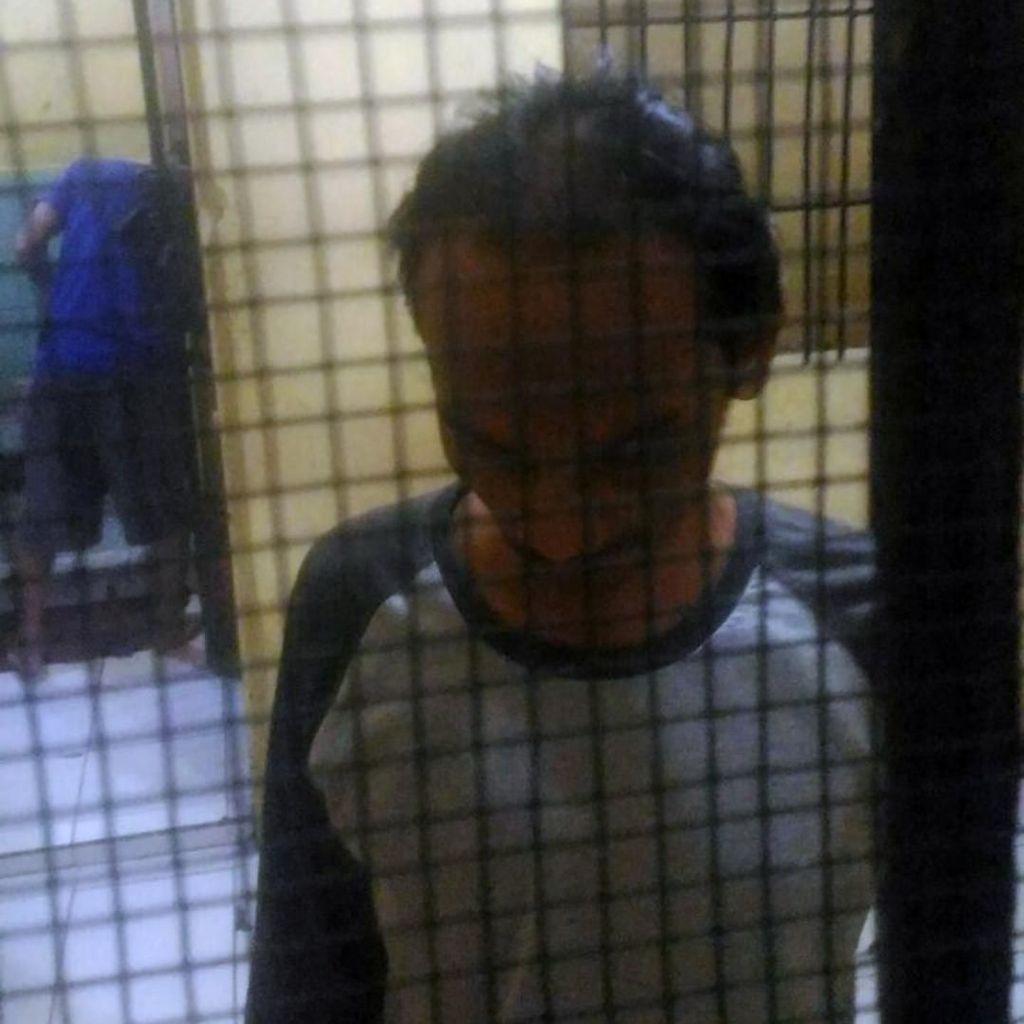 Tampang Dukun di Sukabumi yang Cabuli Sejumlah Wanita Galau