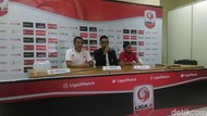 Liga 2 Kickoff, Persis Hajar Semen Padang 3-0 di Laga Pembuka