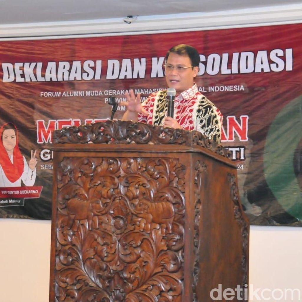 Basarah: Gubernur Soekarwo Usulkan Gus Ipul Sebagai Pengganti