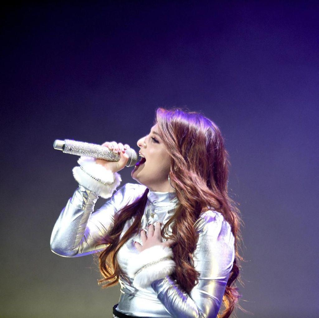 Meghan Trainor: Menang Grammy Tak Jamin Karier Musisi akan Moncer