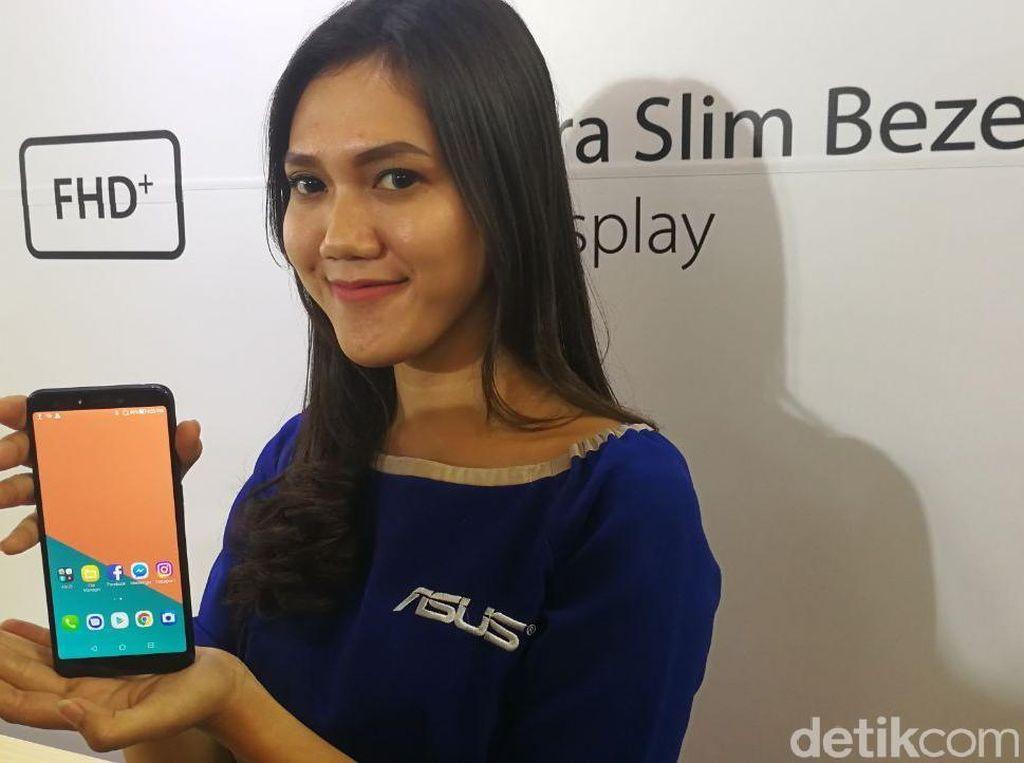 Aksi Zenfone 5Q dan Zenfone Max yang Menggoda