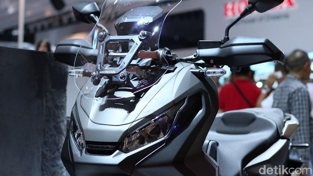 Kenapa Baru Sekarang Pamerkan Skutik Petualang X-ADV di RI, Honda?
