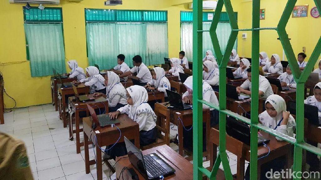 UNBK di Semarang Juga Molor 30 Menit, Pemkot: Waktu Tetap Utuh