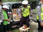 Mobil Muat Miras Terjaring Razia di Bojonegoro