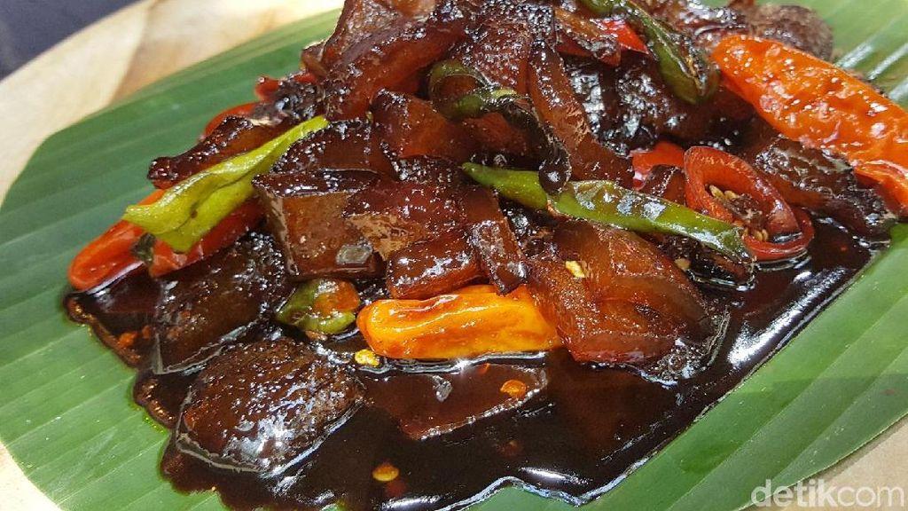 Resep Ramadan : Oseng Kikil