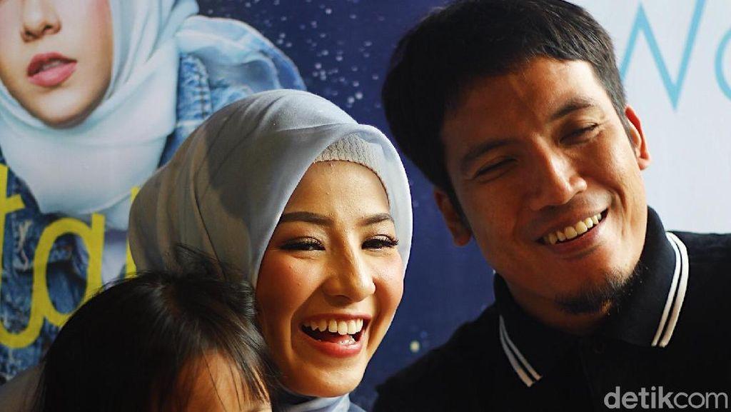 Cerita Natasha Rizky Nikah Muda dengan Desta yang Beda Usia 16 Tahun