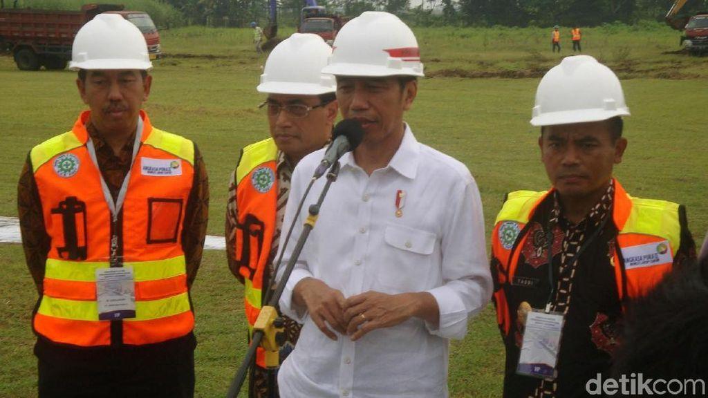 Proyek Bandara JB Soedirman Purbalingga Dimulai