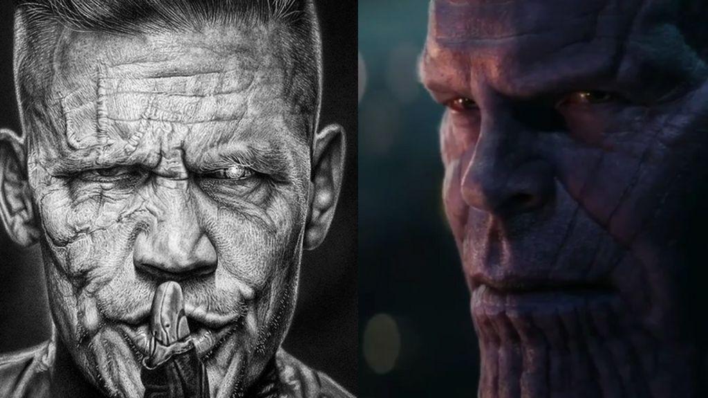 Jadi Thanos di The Avengers, Begini Ketatnya Olahraga Josh Brolin