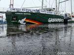 Kapal Paling Ramah Lingkungan Singgah di Tanjung Priok