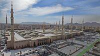 Bus Hangus Ditabrak Truk di Dekat Mekah, 4 Jemaah Inggris Tewas