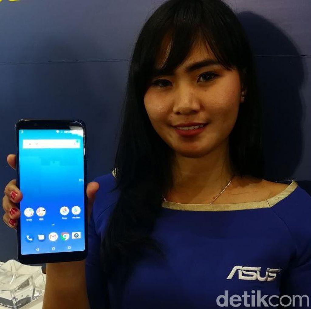 Ini Zenfone Max Pro, Sang Penantang Redmi Note 5