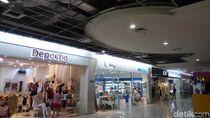 Plafon di Solo Paragon Mall Ambrol, Ini Kata Manajemen