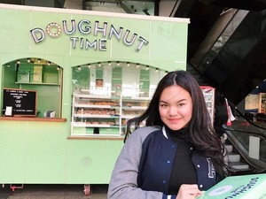 10 Bukti Shafa Harris Suka Makan Enak Saat di Bali dan Melbourne