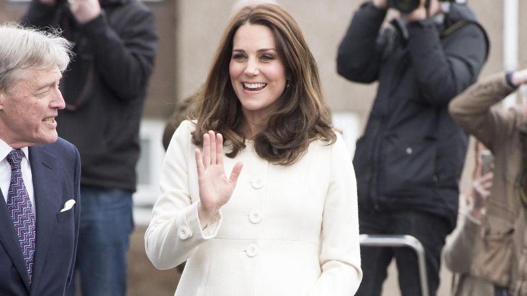 Anak Ketiga Kate Middleton Laki-laki!