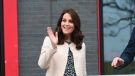 Usai Lahirkan Anak Ketiga, Kate Middleton akan Pulang ke Istana