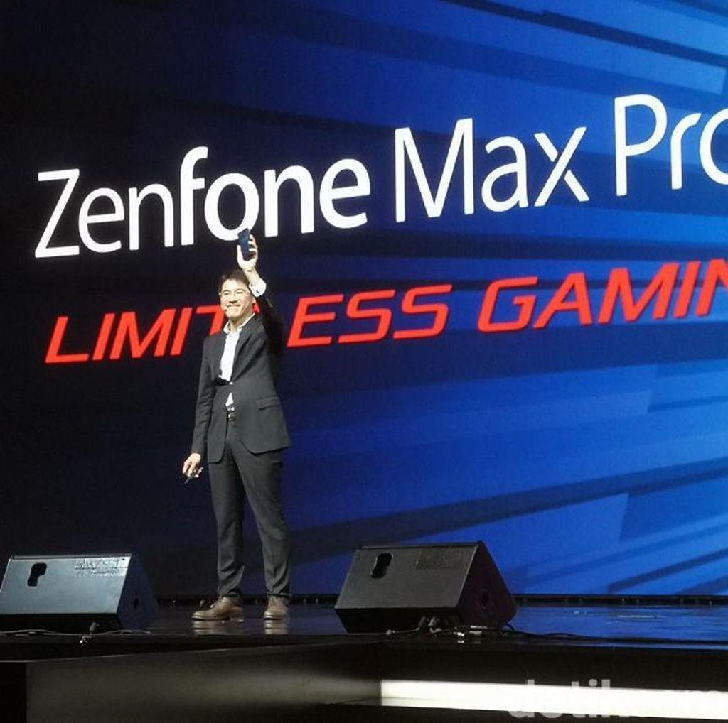 Resmi Dirilis, Ini Harga Zenfone Max Pro