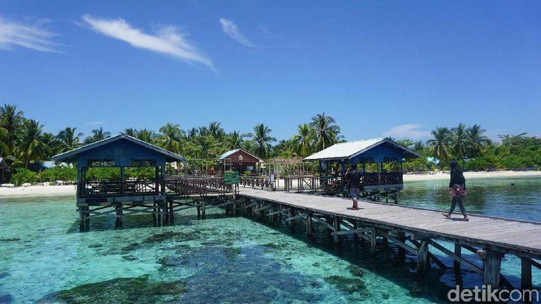 cover foto 2 Pulau Arborek di Raja Ampat (Shinta/detikTravel)