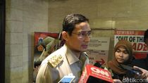 Sandiaga: Grand Design Tanah Abang Masih Work in Progress