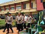Kapolri Janjikan Rehab Pusdik Brimob Watukosek Usai Lebaran