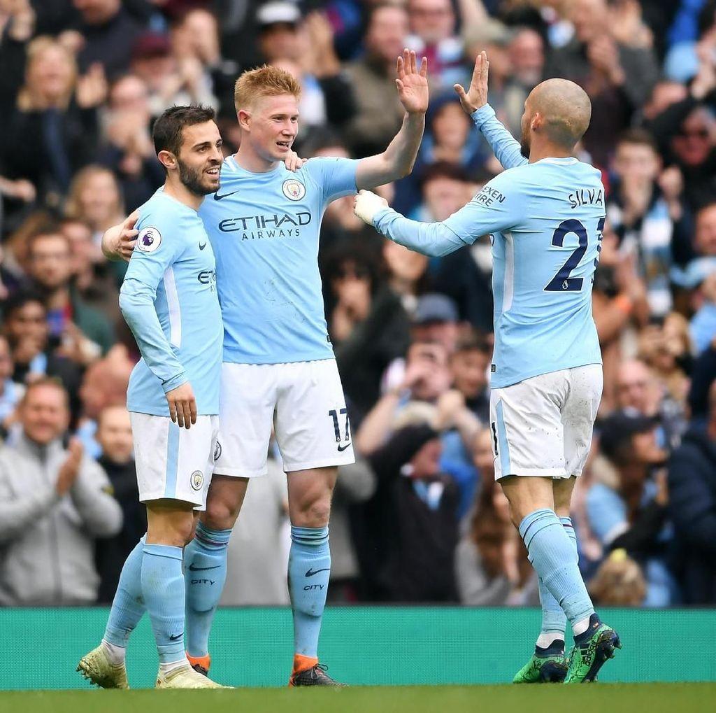 Manchester City dari Planet Lain