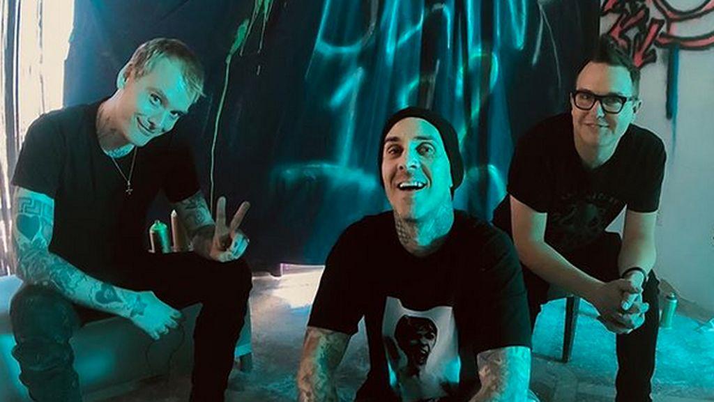 Hore! Blink 182 Rekaman Lagi