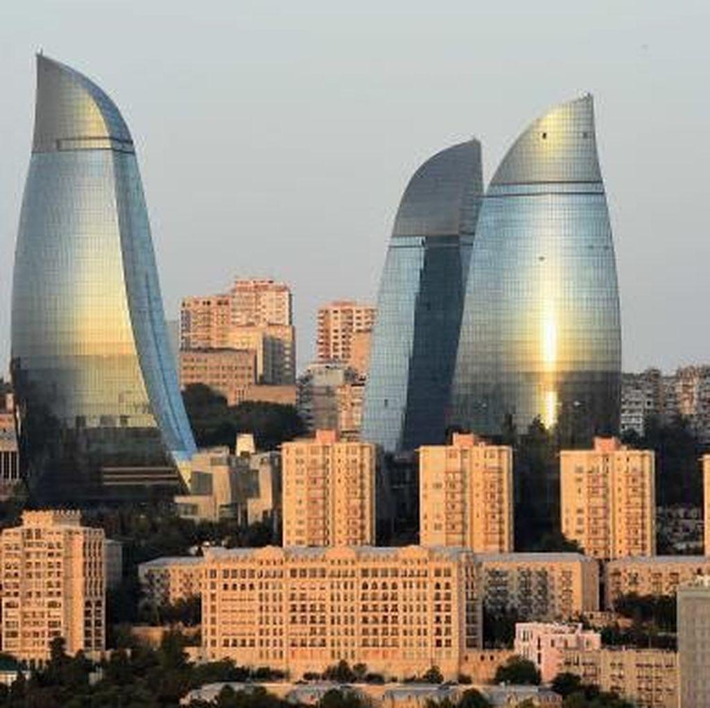 Negara Api Azerbaijan Buka Diri Untuk Wisatawan