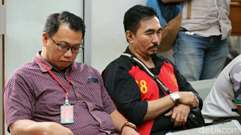Divonis Sembilan Tahun Penjara, Aa Gatot: Masa Nggak Sedih!