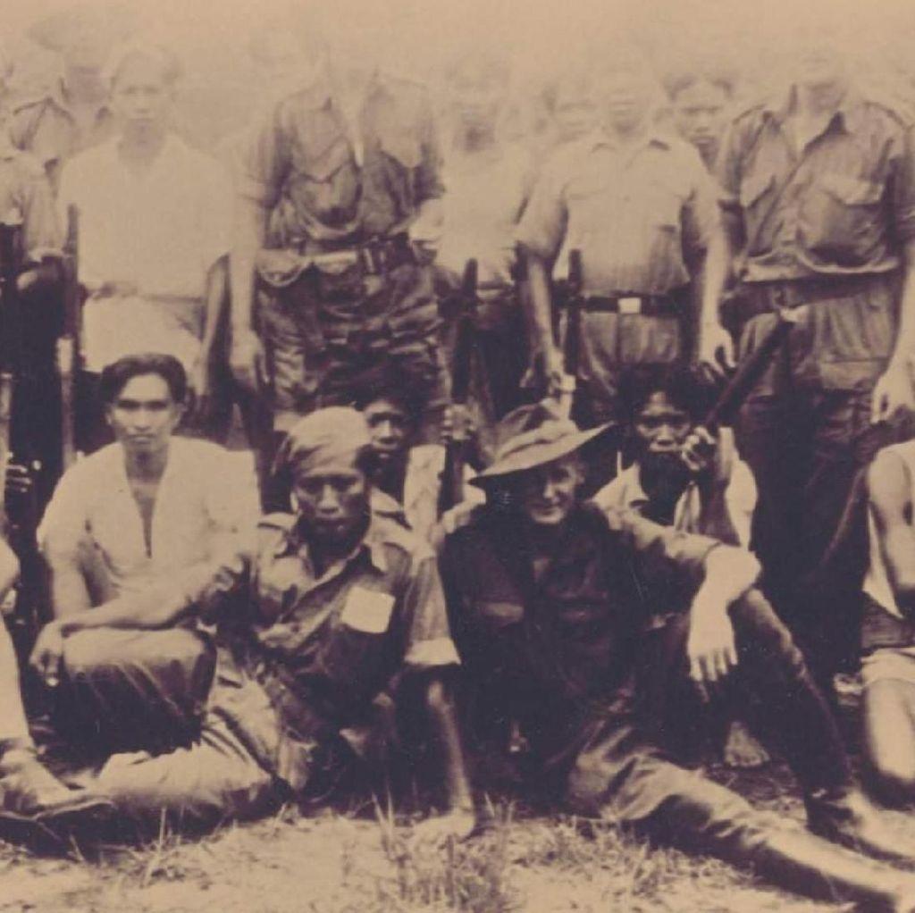 Kisah Pasukan Rahasia Australia Dibantu Orang Dayak