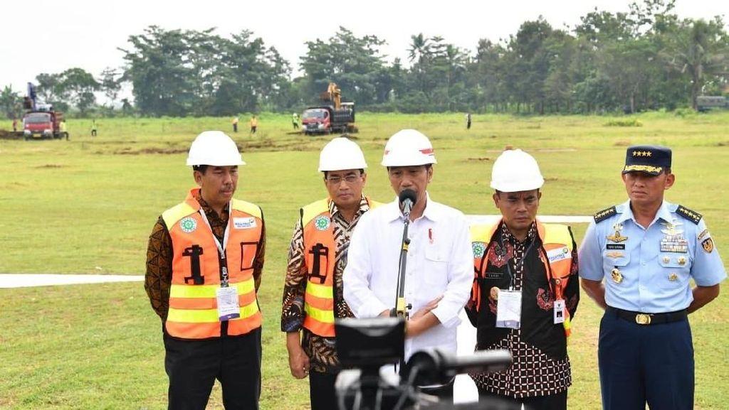Pengembangan Bandara Jenderal Besar Soedirman Resmi Dimulai