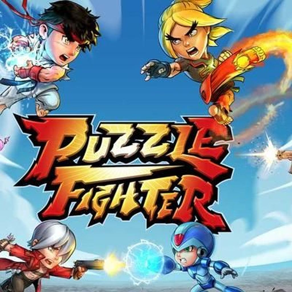Capcom Tutup Game Puzzle Fighter Pertengahan Tahun