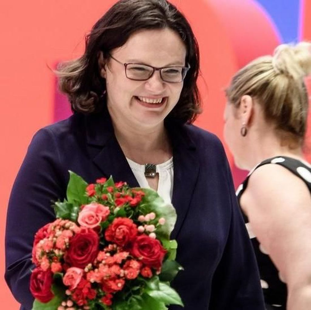 Pertama dalam 154 Tahun, Partai Sosial Demokrat Jerman Dipimpin Wanita