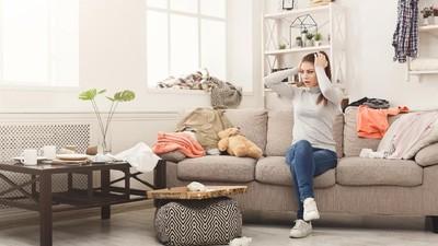 Kesalahan Umum yang Bikin Rumah Selalu Terlihat Berantakan